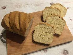 Formakenyér Paleo, Bread, Vegan, Food, Brot, Essen, Beach Wrap, Baking, Meals
