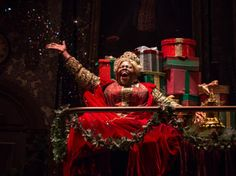 """I got: Ghost of Christmas Present! Which """"A Christmas Carol"""" Character Are You?"""