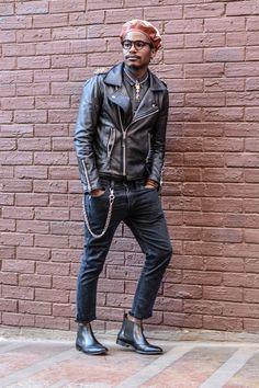 African Fashion Is Hot Fashion Menswear, Men Fashion, Fashion Outfits, Fashion Black, High Fashion, Most Stylish Men, International Style, African Fashion, Black Men