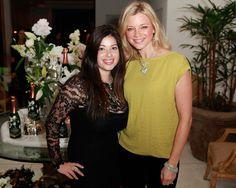 Nola Singer jewelry launch with Priscilla Presley, Amy Smart