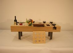 wood table - Google Search