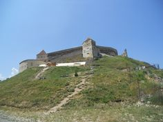 Râșnov Citadel - silent, mysterious, strong  - breathing through walls full of history...
