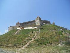 Râșnov Citadel - silent, mysterious, strong  - breathing through walls full of history...