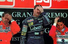F1 Nostalgia: Ayrton Senna