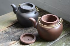 Dark grey teapot - just what I've been looking for classic yixing teapot Dar Gitane
