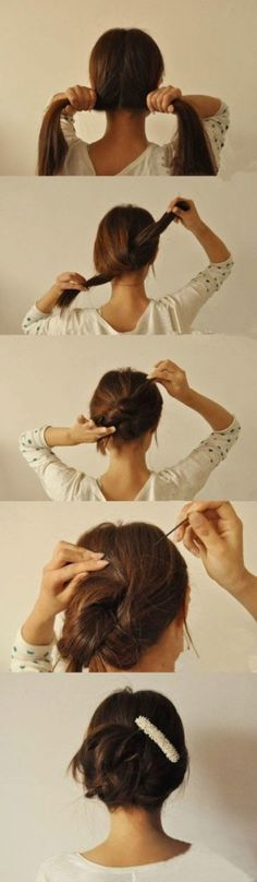20 Diy Updo Hair Style In 20 S... OMikZ