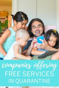 Companies are showing an impressive amount of humanity by providing access to free services. Here are companies that are offering free services right now. Free Courses, Online Courses, Coding Class, Certificates Online, Small Business Resources, Free Museums, Learning Courses, Photography Lessons, Educational Videos