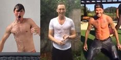 The Ice Bucket Challenge Has Turned Hollywood Into a Wet T-Shirt Contest