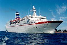 Cruise Ships, Black Sea, Ocean, The Ocean