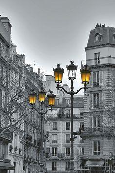 '<3'   Lanternes de Paris by Marie Macharmante on 500px