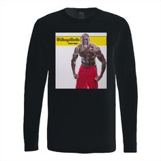 a3f05e2e8 Deontay Wilder The Bronze Bomber Long Sleeve #fashion #clothing #shoes  #accessories #