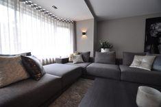 Luxe en warmte - Hoog ■ Exclusieve woon- en tuin inspiratie. Living Room Sofa, Living Room Decor, New York Townhouse, Dutch House, Home Look, Living Room Designs, Decoration, Interior Design, Luxury