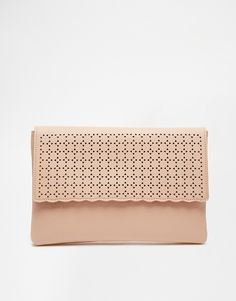 Image 1 of ASOS Punchout Clutch Bag