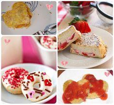 Valentine's Breakfast Ideas