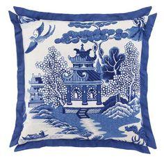 J.Covington*Design: Fabulous Toile Pillows