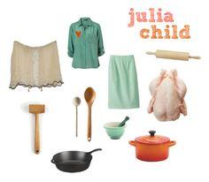 Julia Child Halloween costume