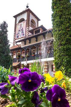 Lelic monastery, Serbia