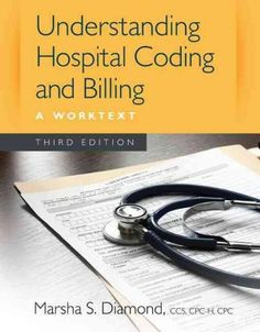 Packed with real-world applications, UNDERSTANDING HOSPITAL CODING AND BILLING: A WORKTEXT, 3e offers a comprehensive guide to both hospital billing and coding that helps students learn to create resu