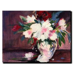 'Homage to Manet' by Sheila Golden Painting Print on Canvas