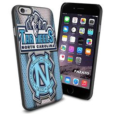 NCAA NC University of North Carolina Tar Heels #4 Cool iPhone 6 Smartphone Case Cover Collector iphone TPU Rubber Case Black Phoneaholic http://www.amazon.com/dp/B00VKJ5Q8G/ref=cm_sw_r_pi_dp_uuWmvb0GSDX9K