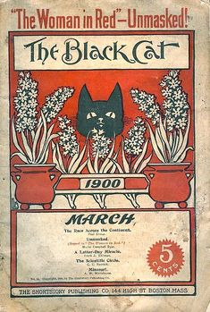 Black Cat 1900-03
