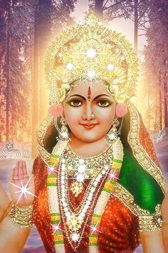 Navratri Puja will help you overcome all your negativities. Flourish with wealth on this Navratri by offering Homam to Lakshmi, Saraswathi & Durga. Lord Durga, Durga Ji, Saraswati Goddess, Shiva Shakti, Lord Shiva, Maa Durga Photo, Maa Durga Image, Durga Images, Lakshmi Images