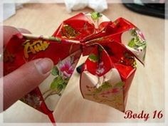 Easy ang pow fish tutorial origami pinterest fish for Ang pow koi fish tutorial