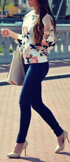 Early Fall Outfit via