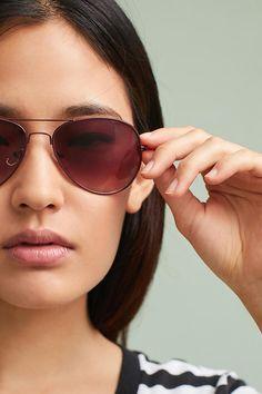 4caf1b2cd7c Kayla Aviator Sunglasses. Anthropologie