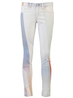 The legging jean in goetz print from Rag & Bone