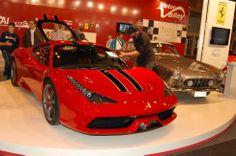 #Ferrari presente y futuro