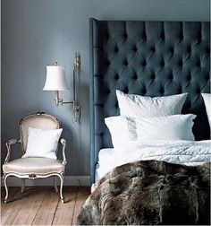 6 Marvelous Cool Tips: Upholstery How To Cleanses upholstery business painted furniture.Upholstery Shop How To Paint upholstery footstool living rooms.Upholstery Tips Life. Suites, Luxurious Bedrooms, Luxurious Homes, My New Room, Beautiful Bedrooms, House Beautiful, Amazing Bedrooms, Home Interior, Interior Ideas