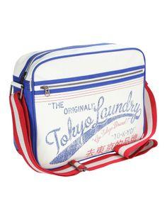 Yamoto 2 Tokyo Laundry Yamoto Messenger Bag