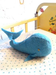 <3 this fuzzy whale.