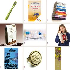 Günstige Geschenkideen zu Weihnachten für Leseratten