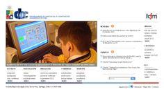 Nombre del proyecto: Rediseño sitio Departamento de Ciencias de la Computación de la Universidad de Chile.  Estado a la fecha: Implementado y Funcionando.  Descripción: Rediseño de sitio web, creación de templates para contenidos, estilos y piezas gráficas.
