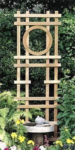 how cool different design trellis for the garden