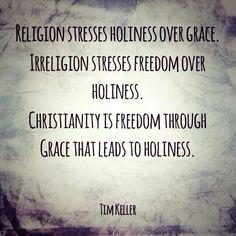 Tim Keller on Christianity