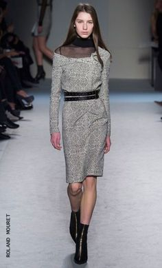 PARIS FASHION WEEK FW-2015 - Roland Mouret - http://www.hiphunters.com/magazine/2015/03/05/paris-fashion-week-fw-2015/