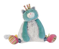 Chat musique, Les Pachats, Moulin Roty - 32.90€