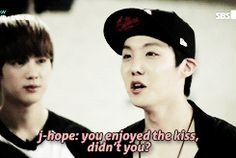 BTS | JHOPE and V