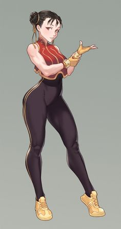 Street Fighter, Chun-li, by Cheshirrr Post with 0 votes and 1839 views. Street Fighter, Chun-li, by Cheshirrr Female Character Design, Character Design Inspiration, Game Character, Female Characters, Anime Characters, Street Fighter Characters, Art Reference Poses, Fantasy Girl, Avatar