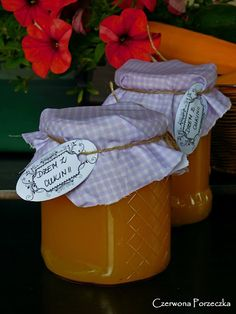 Czerwona Porzeczka: Pomarańczowy dżem z cukinii