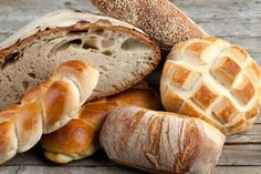 Mix Of Breads