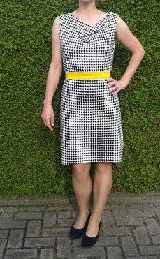 Back to the 80's! Love this Audrey dress by moredresses4me.blogspot.nl