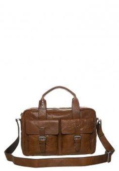 e551a8163abf9 Strellson - GREENFORD - Umhängetasche - cognac. Ryan Snow · BAGS · Leather Herren  Taschen ...