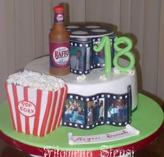 Image Result For Birthday Cake Design 18year Old Triplets 18th Ideas Boys