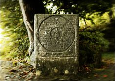 The mysterious stone by C. G. Jung in Bollingen