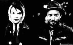 Sara Marielle Gaup Beaska og bassisten og sangeren Steinar Raknes. Music Week, Che Guevara