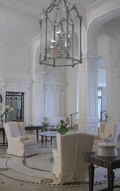 Lobby at Grand Hotel du Cap Ferrat